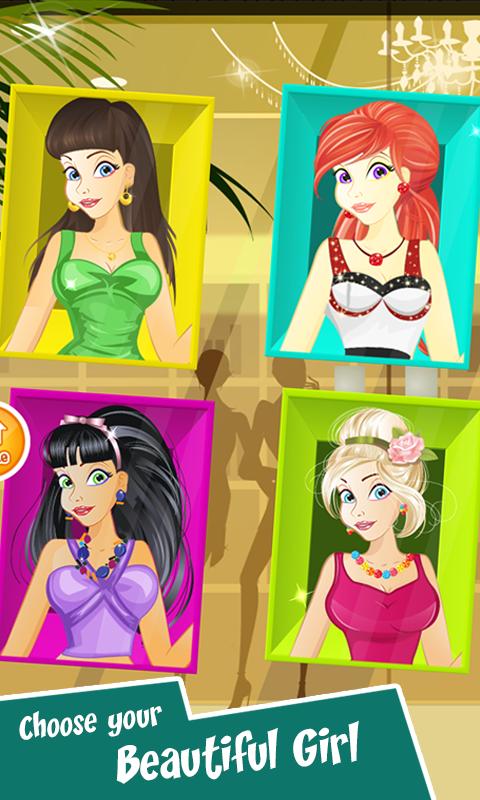 Beauty Salon - Face Makeover- screenshot