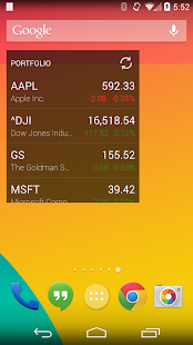 Stocks- screenshot thumbnail