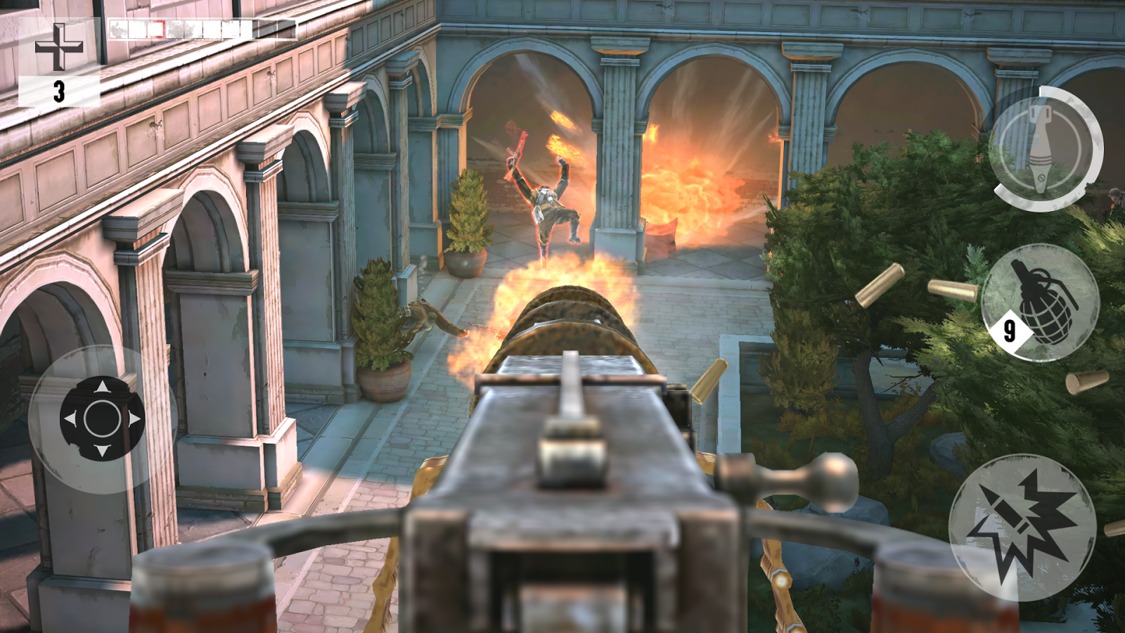 Brothers in Arms® 3 – Screenshot