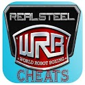 Real Steel WRB Cheats icon