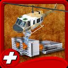 formação tiroteio helicóptero icon