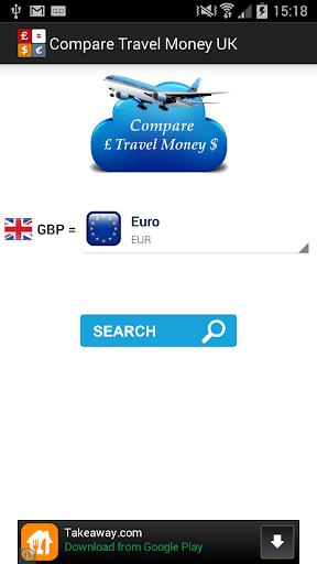 Compare Travel Money UK