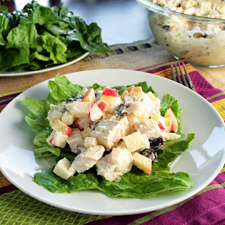 Turkey Apple Salad