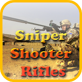 Sniper Shooter Rifles