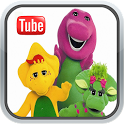 Barney Tube icon