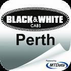 Black & White Cabs Perth icon
