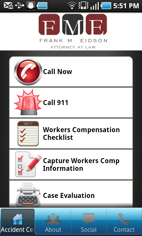 Florida Workers Compensation- screenshot
