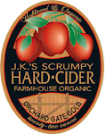 Logo for J.K.'s Scrumpy (Almar Orchards)