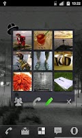 Screenshot of Dapper Speeddial Widget