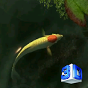 Koi Fish 3D Live Wallpaper icon