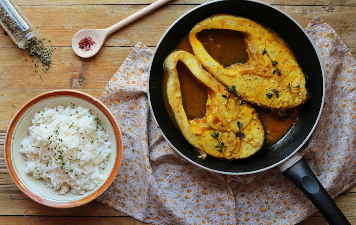 Yellow Nile Perch Recipe