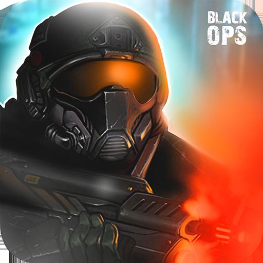 黑衣人 3D 射击 動作 App LOGO-硬是要APP