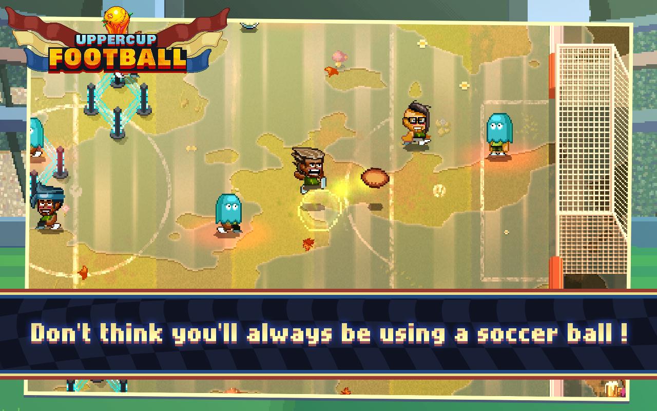 Uppercup Football (Soccer) screenshot #11