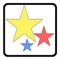 Star wall Live Wallpaper icon