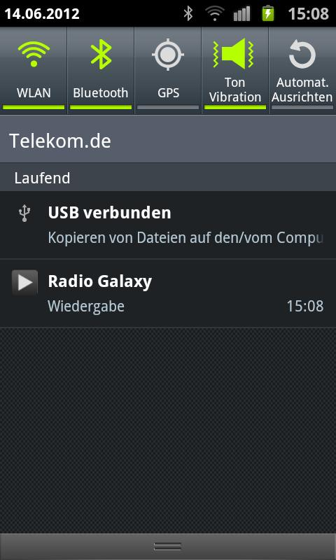 Radio Galaxy- screenshot