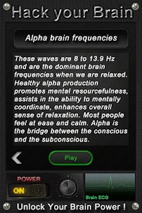 Hack your Brain - screenshot thumbnail