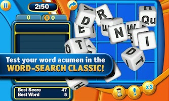 Screenshot of BOGGLE FREE