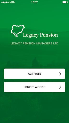 Legacy Pension
