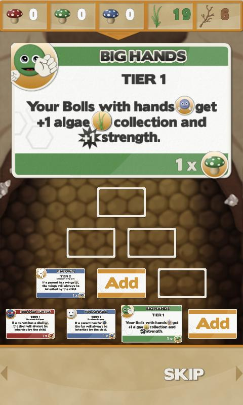 Bolls Free - screenshot