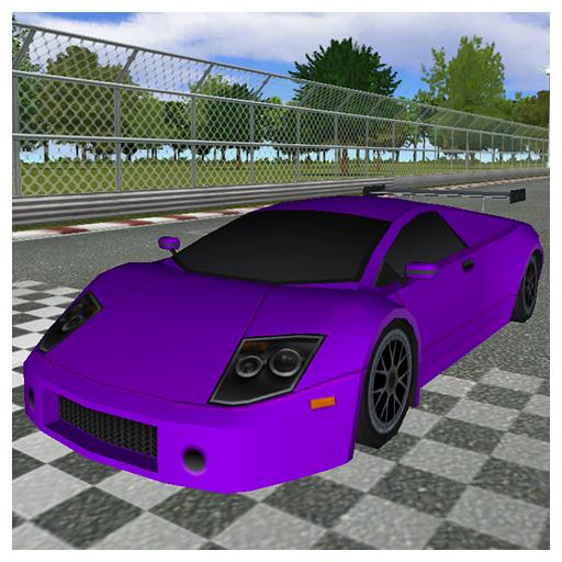 超級賽車3D模擬器 模擬 App LOGO-APP開箱王