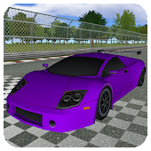 Supercar Racing simulator 3D