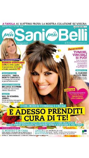 Più Sani Più Belli Magazine