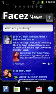 Facez for Facebook- screenshot thumbnail