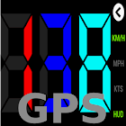 GPS Velocímetro de HUD icon