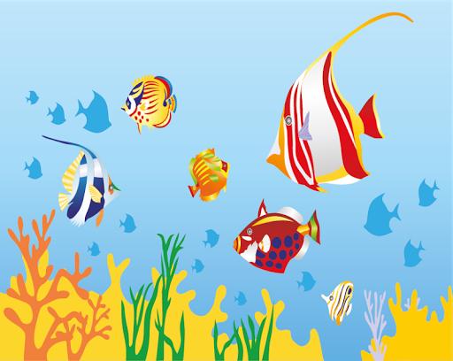 Kid Sea Animals Hidden Objects 1.0.5 screenshots 1