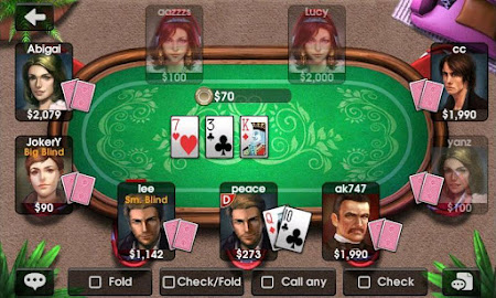 DH Texas Poker - Texas Hold'em 1.9.9.2 screenshot 212479