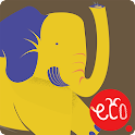 Cartoon Ecology Story for Kids icon
