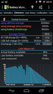 Battery Monitor Widget Pro V1.4.1 Mod APK 6