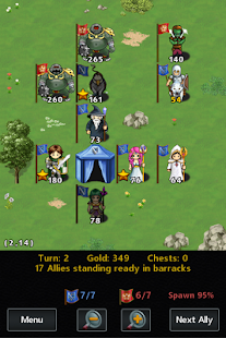 Kingturn RPG- screenshot thumbnail
