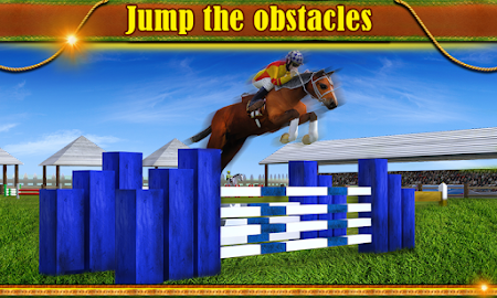 Horse Show Jump Simulator 3D 1.1 screenshot 40847