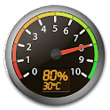 Speedometer battery 2 PRO logo