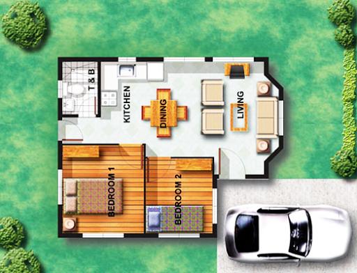 創建房間計劃