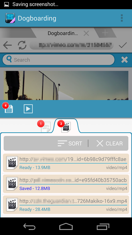 ☆AVD Download Video Downloader - screenshot