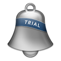 doubleTwist Alarm Clock Trial icon