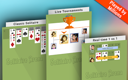 Solitaire Arena - screenshot thumbnail