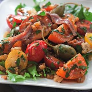 Spanish-Inspired Tomato Salad.