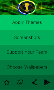 World Cup Brazil 2014 IconPack - screenshot thumbnail