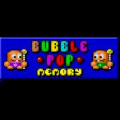 Bubble Pop Memory