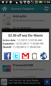 Extreme Couponing screenshot 2