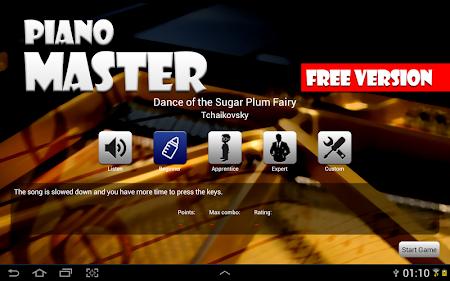 Piano Master FREE 2.23 screenshot 266379