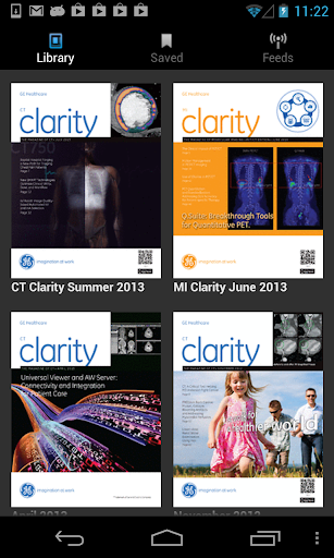 GE Healthcare MI CT Clarity