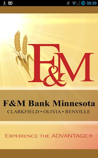 F M Bank Minnesota Mobile