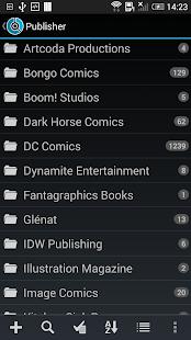 CLZ Comics - Comic Database- screenshot thumbnail