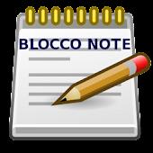 Blocco Note
