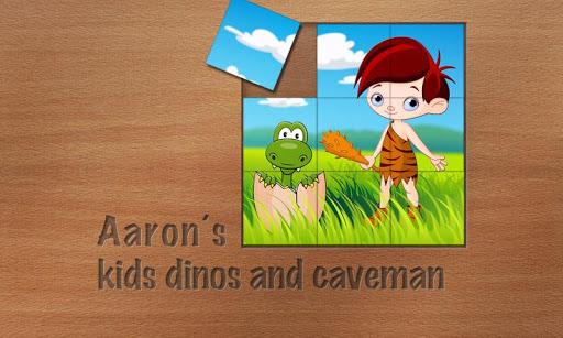 Aaron's Kids Dinosaur Puzzle