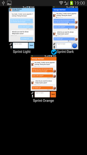 Sprint Enterprise Messenger - screenshot thumbnail